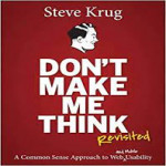 Book Review of Don't Make Me Think by Steve Krug